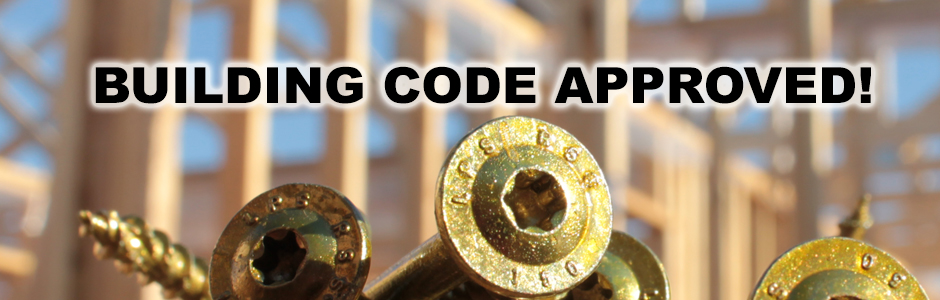 Building Code Approved!
